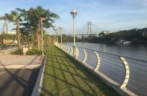 Bán gấp Biệt Thự ven sông sài gòn, LK Q4, cách Q1 4km, giá 7,9 tỷ,Sổ hồng riêng, khu an ninh