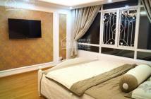 Bán CH Phú Hoàng Anh, DT 129m2, giá 2.4 tỷ, nội thất cao cấp, view hồ bơi. LH 0901319986
