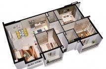 Bán căn hộ Oriental Plaza Âu Cơ thanh toán 30% nhận nhà đón tết, NH hỗ trợ 70%. LH: 0983787293