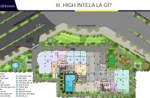 High Intela, MT Võ Văn Kiệt, Q.8, chỉ từ 23 triệu/m2, đợt đầu tiên giá cực ưu đãi