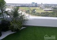 Bỏ ra 4 tỷ nhận nhà penthouse tầng 14, 15 CH Citizent view sông quận 7, tặng sân vườn