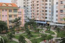 Cần bán chung cư Bàu cát 2 quận Tân Bình diện tích 55m, 2pn, căn góc , đầy đủ nội thất .