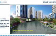 Mizuki Park căn hộ kênh đào Nhật Bản, liền kề quận 7 - 1,3 tỷ căn 2 phòng ngủ - 0913.08.37.39