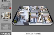 Chỉ 1,46 tỷ/căn/2PN – Carillon 7 – 33 Lương Minh Nguyệt – cạnh Đầm Sen. LH 0932145693