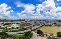 Cho Thuê Căn Hộ View Sông Giá Tốt 14tr/ tháng Quận 4 mặt tiền NTT, Nội Thất Đẹp, Tầng cao: LH: 0938 231 076.