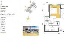 Chuyển nhượng căn hộ Masteri Thảo Điền, 70m2, NTCB, mặt sau thoáng mát, gía 3.1 tỷ. LH 0901464307