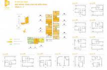 Cần bán căn hộ M One Gia Định 2PN, 69m2, 2.68 tỷ, tầng cao, view sông. LH 0909182993