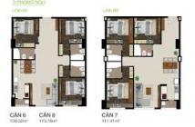 Căn hộ thông tầng đã hoàn thiện, giá tốt, nội thất cao cấp, view đẹp, có sân vườn riêng.