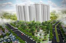 CH 4 mặt tiền đường Tara Residence Q.8, trong năm 2018 nhận nhà 1,34 tỷ/căn, giá gốc CĐT