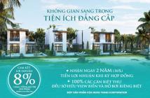 Biệt thự Cam Ranh Mystery, thiên đường nghĩ dưỡng tại biển Bãi Dài giá từ 7 tỷ/căn
