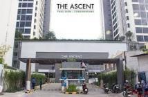 Bán gấp CH The Ascent Thảo Điền, 75m2, 2PN, lầu trung, view Sông, giá 3.5 tỷ. LH 0902.885055