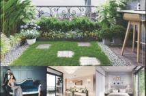 Bán dự án căn hộ sân vườn 3 phòng ngũ giá rẻ nhất Bến Vân Đồn Q4