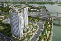 Căn hộ cao cấp Q6, mặt tiền đại lộ Võ Văn kiệt, liền kề TTTM Satra. Giao nhà tháng 3/2018