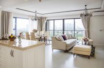 Chung cư căn hộ Thủ Thiêm Q2 ở liền, gần Quận 1, 3PN, 133m2, view sông. 0909059766