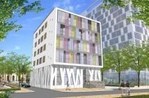 Bán căn hộ cao cấp khu biệt thự Tân Quy, LK Lotte Mart Quận 7, view sông cực đẹp, CK ngay 3% - 18%