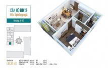 Bán căn hộ Tara Residence 1PN, 49m2, chỉ 1,236 tỷ đã VAT, suất cuối giá CĐT. LH 0938677909