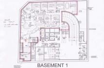 Cho thuê 600m2 tầng hầm kinh doanh nhà hàng bar tại khách sạn 4 sao Quận 3. L/H 0934 151 292