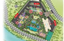 Bán căn hộ Palm Heights An Phú Q2, căn hộ hoàn thiện, tòa T3, căn 2PN, giá gốc 3.18 tỷ (có VAT+PBT)