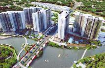 Căn hộ mặt tiền Nguyễn Văn Linh liền kề khu đô thị Phú Mỹ Hưng Q7, giá tốt chỉ 1,5 tỷ/căn