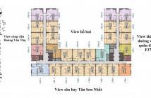 Republic Plaza, tầng 10, DT 52.3m2, 1PN, bán nhanh 2 tỷ 4, để về Bắc ở, LH: 0943043420