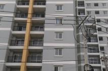 Bán căn hộ chung cư C7, tầng 9, Man Thiện, Lê Văn Việt, Q9, DT 76m2, gồm 2PN, giá 1,6 tỷ