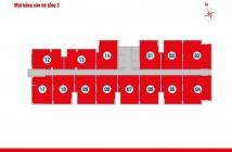 CHCC West Intela, phân khúc cao cấp giá khởi điểm từ 18tr/m2, cơ hội mua đợt 1 không thể tốt hơn
