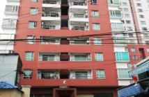 Cần bán căn hộ chung cư Phúc Thịnh Q5, 74m2, 2PN, nội thất cơ bản, lầu thấp. Giá 2.1 tỷ