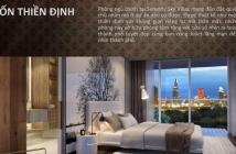 Bán một số căn hộ 1PN, dự án Serenity Sky Villa, Quận 3, DT 68.20m2, thang máy riêng