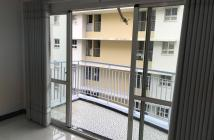 Cho thuê căn hộ chung cư Sao Mai Quận 5, dt 86m, 2 phòng ngủ, 12 tr/th,  có giường, tủ, máy lạnh, nhà đẹp