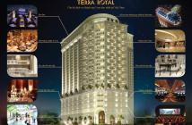 Căn hộ Terra Royal khách sạn 5* trung tâm quận 3, chỉ với 3,8 tỷ, 58m2, 2PN
