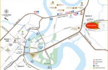 Hot, dự án Gem Riverside, Q2, Song Hành cao tốc, thiết kế như resort nghĩ dưỡng. 0902790720
