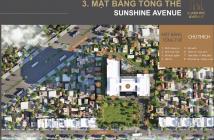 Căn hộ Sunshine Avenue lk võ văn kiệt q8 nơi an cư lý tưởng chỉ 1,2 tỷ/căn, đa tiện ích. Lh 0938677909