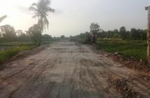 Đất đường Hà Duy Phiên (Tỉnh Lộ 9), 80m2 thổ cư 100%, SHR, XDTD, vỉa hè cây xanh, điện âm nước máy