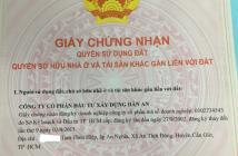 Bán căn hộ MT Nguyễn Văn Linh, 55m2, 1PN, có sổ hồng giá 920 triệu, hỗ trợ vay 70%, nhà mới sơn