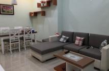Cho thuê căn hộ Vạn Đô , 348 Bến Vân Đồn , Q.4 . DT : 83m2 , 2 pn , 2wc