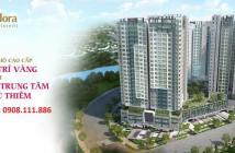 Bán gấp căn hộ Sadora Đại Quang Minh 1 căn duy nhất view hồ trung tâm, giá 5.75 tỷ