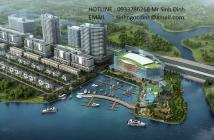 Bán Sarica, Sarina Sala Đại Quang Minh 2PN đến 3PN, view Lâm viên Sinh Thái, view sông và thành phố