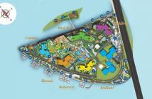 Bán căn hộ H-09.08, tháp Hawaii, Đảo Kim Cương Q.2, căn góc, 2 phòng ngủ, view hồ bơi, 4.45 tỷ