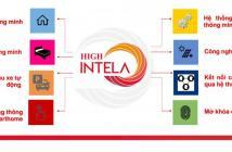 Căn hộ thông minh High Intela giá chỉ từ 23tr/m2 đã VAT mở bán đợt đầu.