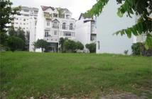 Cần bán đất nền biệt thự đơn lập 15x18m mặt tiền đường Lý Long Tường, Phú Mỹ Hưng, quận 7