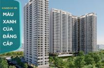 Giá cực hot khi mua SLL Block B đẹp nhất dự án Kingdom 101 CV 10.000m2 TT 10% được sang tên