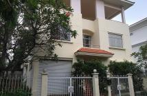 Bán gấp biệt thự song lập khu Cảnh đồi 10.5 x 19.5 ( 2 lầu) có 5 phòng ngủ,nội thất cao cấp, sân vườn thoáng mát, có sổ hồng