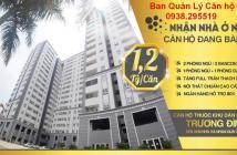 BQL căn hộ Mỹ Phúc Q8 ngay An Dương Vương, 0938295519, bán 1.19 tỷ/căn 69m2