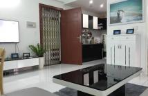 Cho thuê chung cư Phan Văn Trị, Q.5, 80m2, 2PN, 10tr/th.