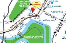 Bán 4 căn góc đẹp nhất dự án 4S Linh Đông ngay Phạm Văn Đồng