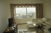 Cần cho thuê căn hộ Tản Đà, 86 Tản Đà, Q.5, 102m2, 3PN, 2WC, 16tr/th.