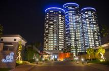 City Garden, 140m2- 3PN tháp A, lầu trung view hồ bơi, HĐ thuê 40.86 tr/th - 7.2 tỷ. LH: 0918.14.18.29