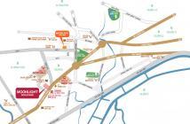 Bán gấp căn hộ Quận Bình Tân mặt tiền đường Kinh Dương Vương giá 1,4 tỷ/ 53m2 nhận nhà hoàn thiện