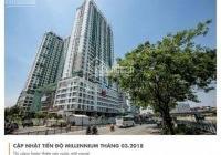 Bán căn hộ Millennium Masteri mặt tiền Bến Văn Đồn, view đẹp, thoáng 3PN, 107m2 LH: 0906777263