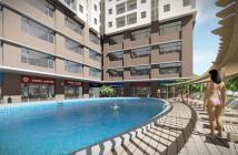Căn hộ nội thất cao cấp ngay trung tâm thương mại Aeon Mall Tân Phú chỉ với 1 tỷ
